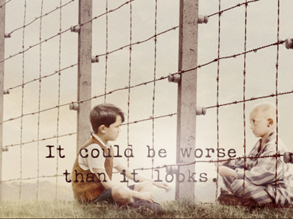 കുട്ടികളുടെ സിനിമ – The Boy in the Striped Pyjamas