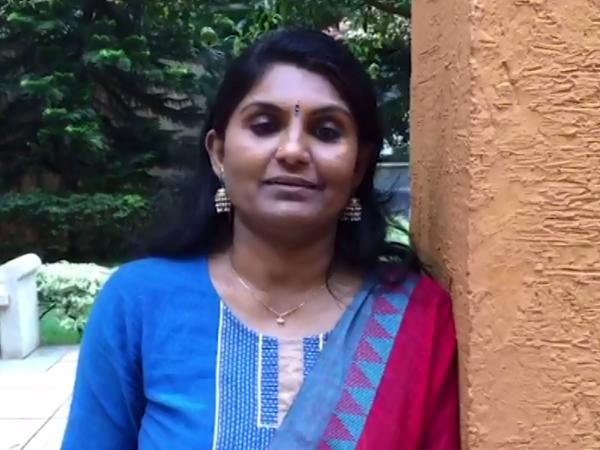 കവയിത്രി ബിലു സി നാരായണൻ