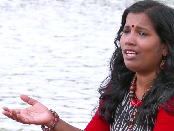 ഉത്രാടപ്പൂനിലാവ് – പാട്ടോർമകളുമായി ഗായിക പുഷ്പവതി