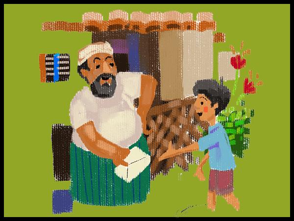 മുംബൈയിൽ നിന്നൊരു കത്ത്