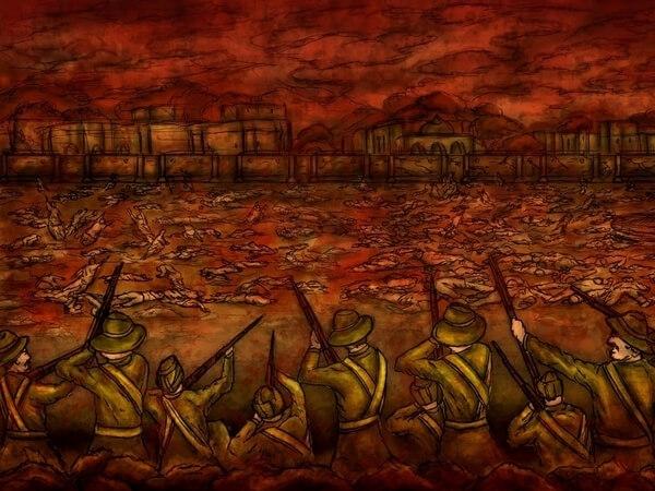 ജലിയൻ വാലാ ബാഗ് – മറക്കാതിരിക്കേണ്ട ഓർമ്മകൾ