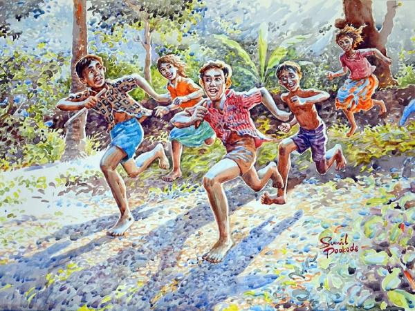 ഓണം ഓർമ്മകൾ