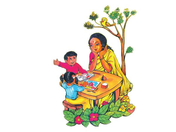 അക്ഷര പൂമരം