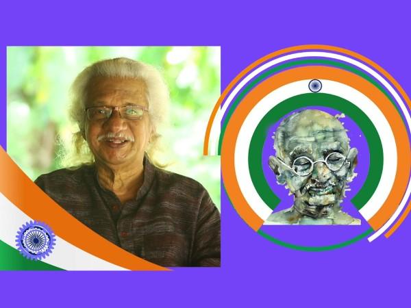 ഗാന്ധിജി കൊല്ലപ്പെട്ടപ്പോള് കരഞ്ഞ കുട്ടി – അടൂര് ഗോപാലകൃഷ്ണന്